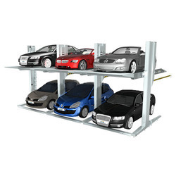 Hydraulic Car Parking System India Price