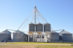 Grain Drying Centers