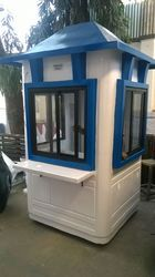 FRP Security Booth Cabin