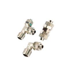 Parker Legris Nickel-Plated Brass Spigot Fittings
