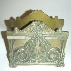 Brass Metal Letter Holders