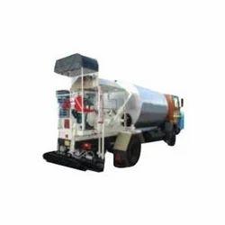 Asphalt Boiler Cum Sprayer Without Truck