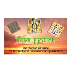 Anka Jyotish Software (The Ultimate Numerology Software)
