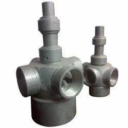 Aluminium Sprinkler Nozzle