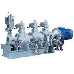 L-Series Plunger Metering Pumps