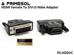 HDMI To DVI-D Adapter PS-HDDVC